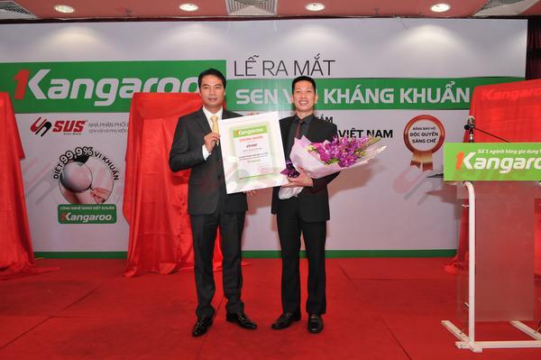 SUS Việt Nam đơn vị cung cấp sen vòi kháng khuẩn duy nhất tại Việt Nam